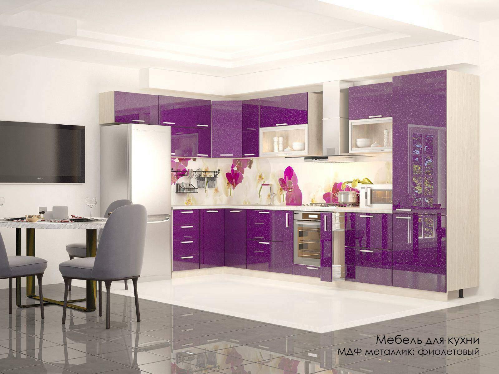 Кухни с подсветкой фото дизайн харибда
